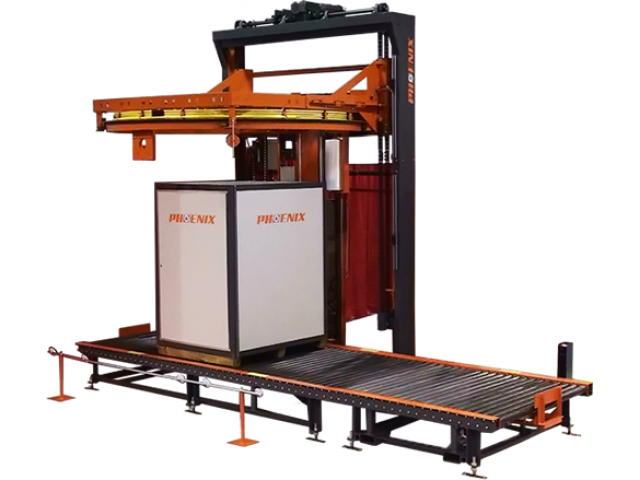 PRRA-2100 Rotary Ring Pallet Stretch Wrapper