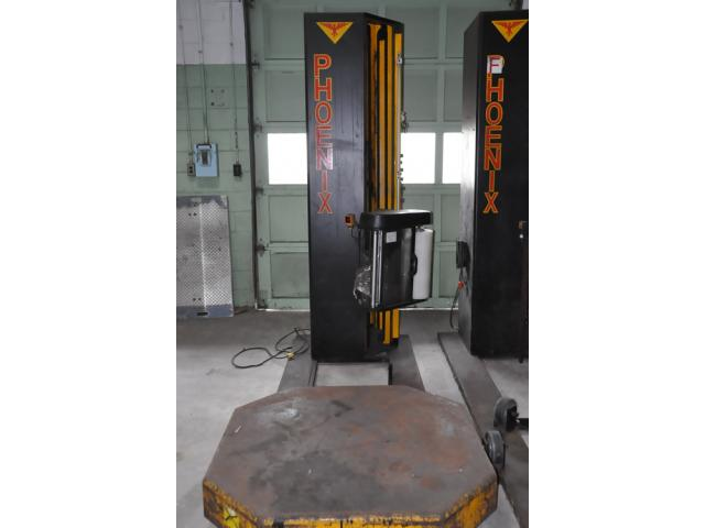 Phoenix PHP-2200 Semi Automatic Pallet Wrapper