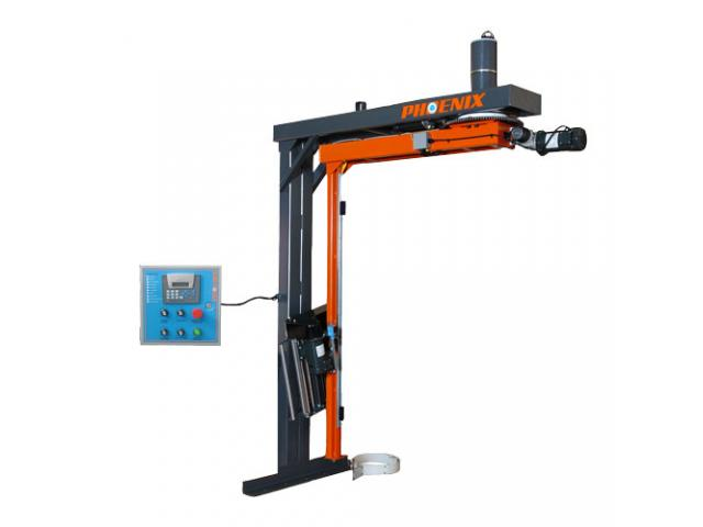 Phoenix PRTW-2150 Rotary Arm Pallet Stretch Wrapper, only used for 6 Months as a Demo Unit
