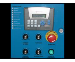 Phoenix PLP-2100 Semi Automatic Pallet Wrapper, Demo Unit, with 3 Years Warranty