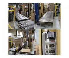 Muller HP-A800 Fully Automatic Stretch Wrap Machine