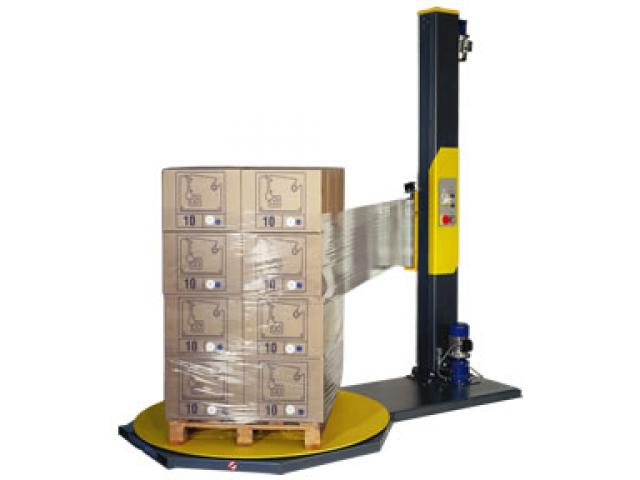 SIAT WorkHorse Semi Automatic Pallet Wrapper - Demo Unit with 2 Years Warranty