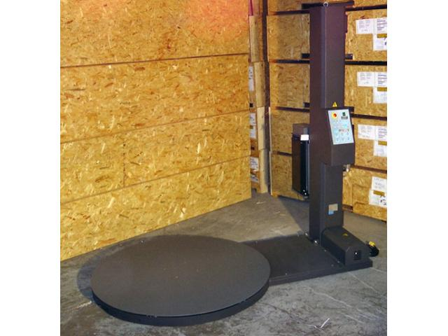 Pallet Wrapper - Super Deal! 2012 Model, like brand new, never used in production.
