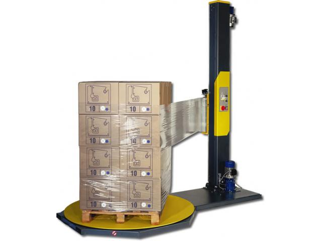 WorkHorse Semi Automatic Pallet Wrapper