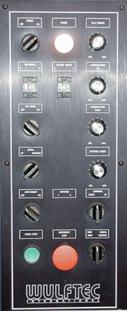 Standalone Control Panel
