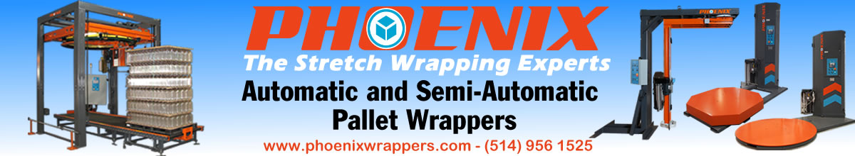 Phoenix Pallet Stretch Wrappers