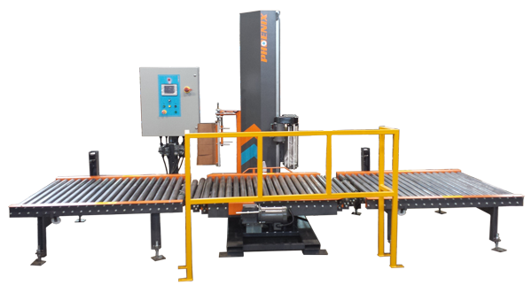 Phoenix Automatic Turntable Pallet Wrapper