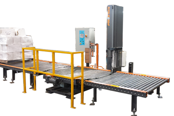 Phoenix PCTA-2100 Automatic mRotary Turntable Pallet Wrapper