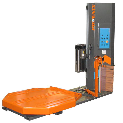 Phoenix PRRA-4000 Automatic Rotary Ring Pallet Wrapper
