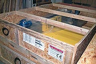 Workhorse Stretch Wrapper Crated