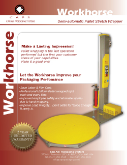 Workhorse PDF brochure page 1