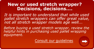 New and Used Stretch Wrappers